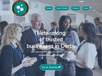 New website for Business Connection