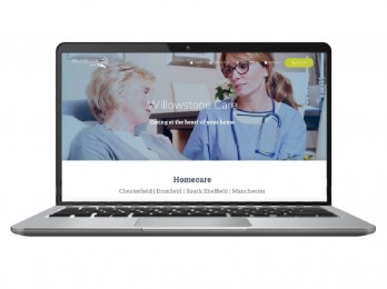 New, bespoke website for Willowstone Care